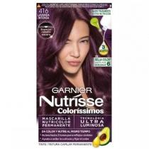 Tinta Garnier Nutrisse Colorissimo N°416