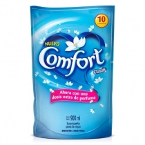 Suavizante Comfort Regular Doypack 900ML