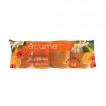 Jabón de Glicerina Ecume 90GR x4