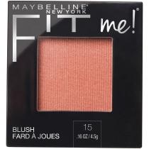 Rubor Maybelline Fit Me Nude N°15