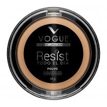 Polvo Compacto Vogue Larga Duración Miel
