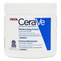 Crema Hidratante Cerave Corporal 473ML