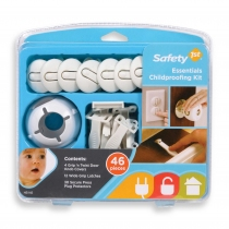Kit Safety 1st de Seguridad 46 Piezas