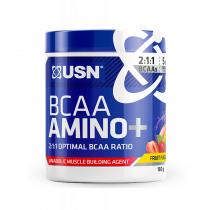 Suplemento USN BCAA Amino+ Fruit Fusion 160Gr