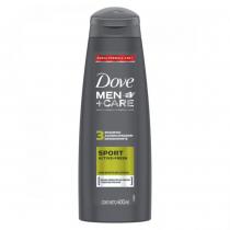 Shampoo Dove Sport Active+Fresh 3en1 400ML