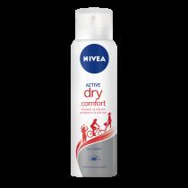 Desodorante Nivea Aerosol Dry Comfort Woman 150ML