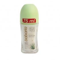 Desodorante Babaria Roll On Alóe 75ML