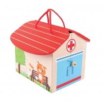 Bigjigs Toys Mi Mini Hospital