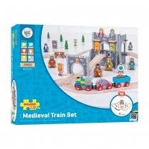 Bigjigs Toys Pista Medieval