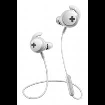 Auriculares Philips In Ear línea BASS+ Blancos