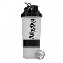 Vaso Shaker Multi Blender Atlhetica Transparente 600ML
