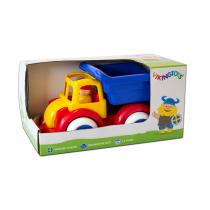Camión Volquete Viking Toys 2 Figuras
