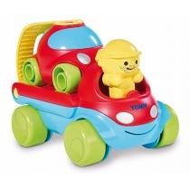 Juguete Tomy Toys Camión Remolque