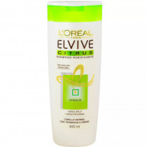 Shampoo Elvive Citrus 400ml