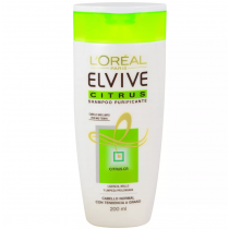 Shampoo Elvive Citrus 200ml