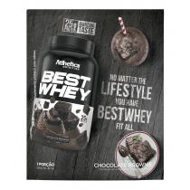 Best Whey Atlhetica Chocolate 15 Sachets 35GR