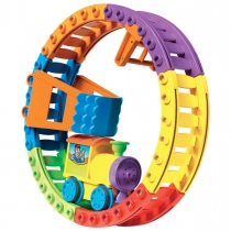 Tren Musical Tomy Toys con Casita