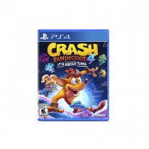 Juego Crash Bandicoot 4 It's About Time PS4