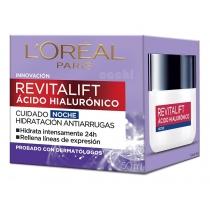 Crema Revitalift Ácido Hialurónico Noche 50ML