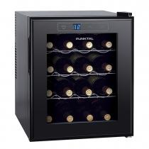 Enfriador de Vinos Punktal PK-EV8L 16 Botellas