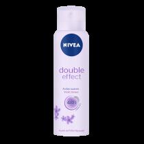 Desodorante Nivea Aerosol Double Effect Violet Woman 150ML