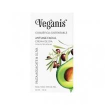 Crema Facial Veganis Día 30ML