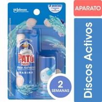 Discos Activos Pato Lavanda Full 11.5ML