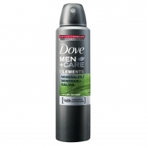 Antitranspirante Dove Men Minerales Salvia 150ML