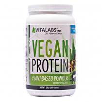 Vitalabs Vegan Protein Whey Vainilla 1lb
