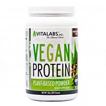 Vitalabs Vegan Protein Whey Chocolate 1lb