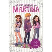 Martina 5 -  Misterio en el Internado