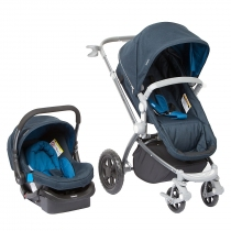 Travel System Infanti Epic Azul