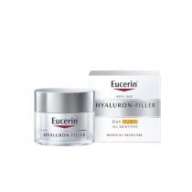 Crema Eucerin Hyaluron Filler Día FPS30 50 ML