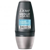 Antitranspirante Dove Men Roll On Clean Care 50ML