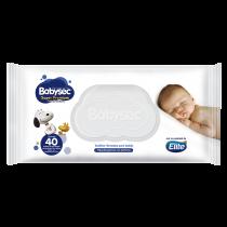 Toallitas Húmedas Babysec Super Premium x40