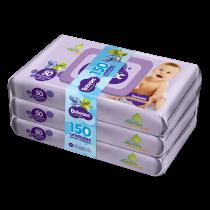 Toallitas Húmedas Babysec Premium x150