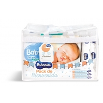 Pack Babysec Bienvenida