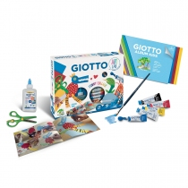 Set Giotto Art Labs. Funny Collage