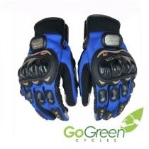 Guantes con Protección Go-Green para Moto