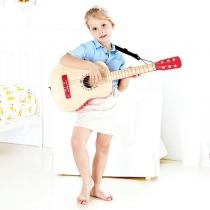Guitarra de Madera Hape Roja