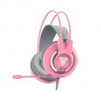 Auriculares Gaming Fantech HG20 Sakura Pink
