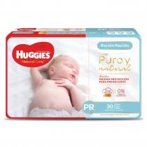 Huggies Primeros 100 Días Prematuro (Hasta 2.2 Kg) - x30