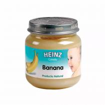 Colado de Banana Heinz  113 Grs