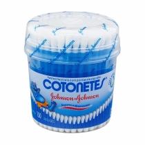 Cotonetes J&J 150 Unidades
