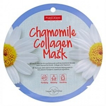 Máscara Facial Purederm Chamomile Collage