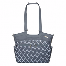 Bolso Maternal JJ Cole Camber Stone Arbor