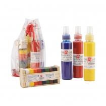 Kit Infantozzi Vaporizador con Crayolones