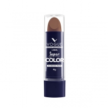 Labial Vogue Super Fantastic Matte Brownie