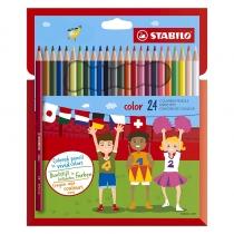 Lápices de Colores Stabilo Color x24