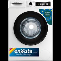 Lavarropas Enxuta LENX765DW Automático 6Kg  Digital Blanco